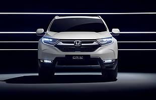 Hybrydowa Honda CR-V