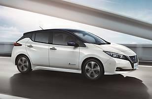Nissan Leaf nowej generacji!