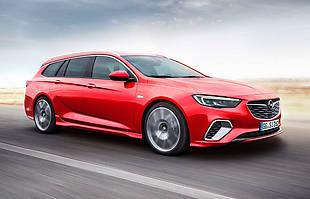 Opel Insignia GSi Sport Tourer