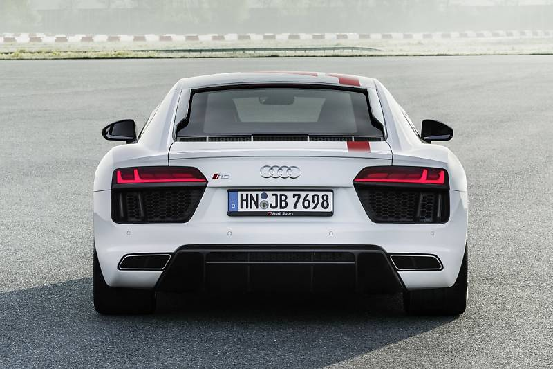 Audi R8 V10 RWS. Tylko 999 sztuk