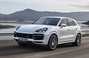 Nowe Porsche Cayenne Turbo