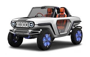 Suzuki e-Suvivor