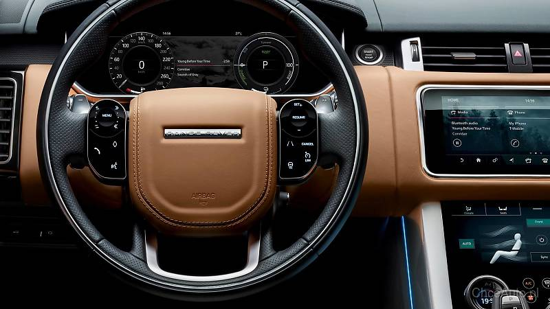 Range Rover Sport P400e. Pierwsza hybryda PHEV