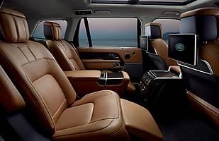 Range Rover P400e. Pierwsza hybryda