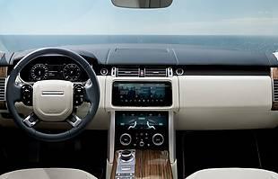 Range Rover po zmianach