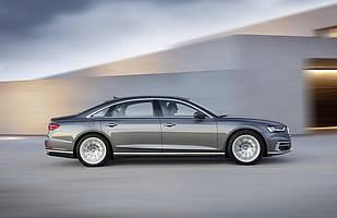Nowe Audi A8. Ceny