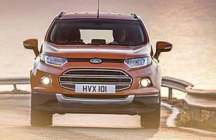 Ford EcoSport z Europy