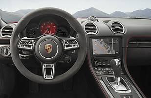 Porsche 718 Boxster/Cayman