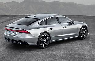 Nowe Audi A7 Sportback