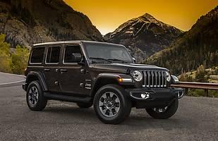 Jeep Wrangler nowej generacji