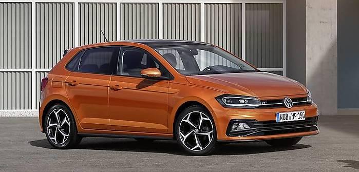 Volkswagen Polo z bogatym wyposażeniem