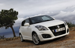 31 lat Suzuki Swift