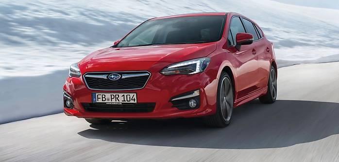 Nowe Subaru Impreza - polskie ceny