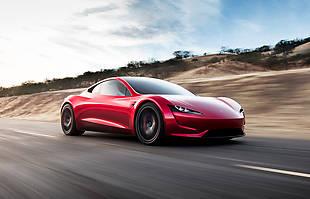 Nowa Tesla Roadster. Ma 10 tys. Nm!
