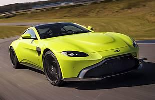Nowy Aston Martin Vantage!