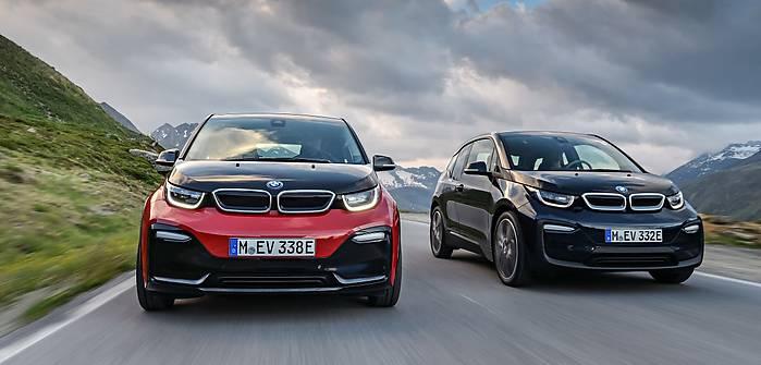 BMW i3 i i3s wchodzą na rynek