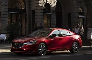 Mazda 6 po zmianach
