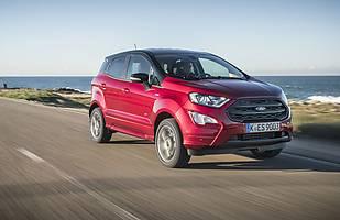 Nowy Ford EcoSport. Polski debiut