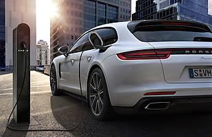 Porsche obrało kierunek na auta elektryczne