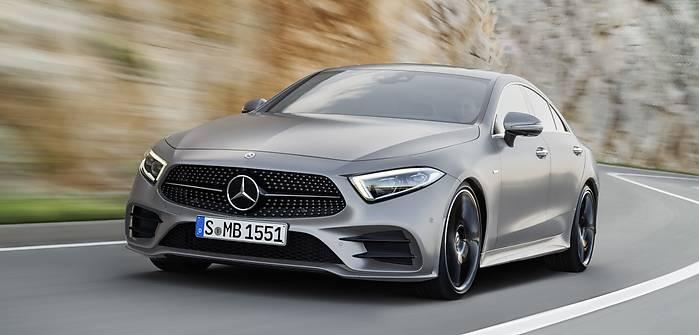 Mercedes CLS. Polskie ceny