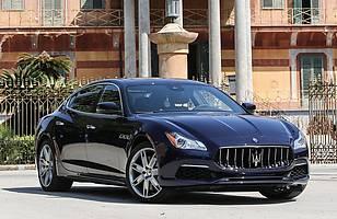 Maserati wstrzymuje produkcję