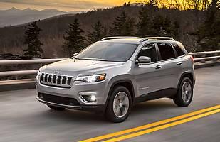 Jeep Cherokee po zmianach