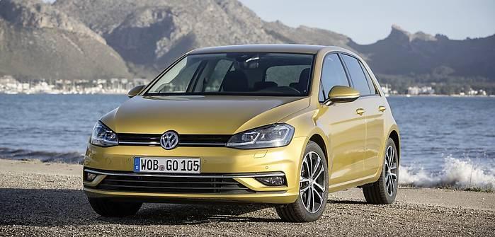 Golf lokomotywą sprzedaży Volkswagena