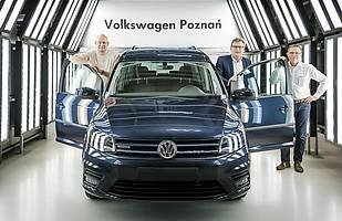 Rekordowa sprzedaż dostawczaków VW