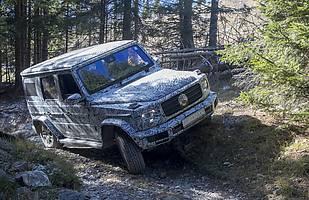 Nowy Mercedes klasy G coraz bliżej