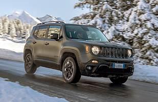 Jeep Renegade po zmianach
