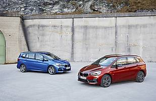 BMW 2 Active Tourer i Gran Tourer po liftingu