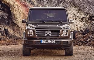 Nowy Mercedes klasy G