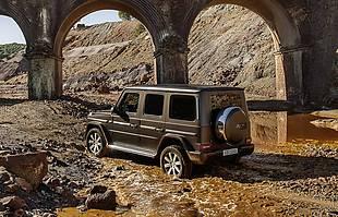 Nowy Mercedes Gelandewagen