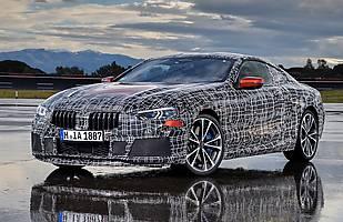 BMW 8 Coupe coraz bliżej