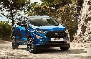 Ford Ecosport już w Polsce. Znamy ceny
