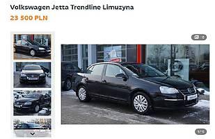 Polacy pokochali używane Volkswageny!