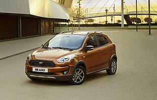 Ford KA+ Active. Premiera Forda w Genewie