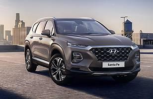 Nowy Hyundai Santa Fe. Pierwsze zdjęcia