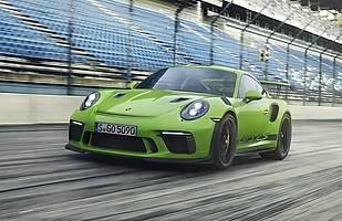 Nowe Porsche 911 GT3 RS