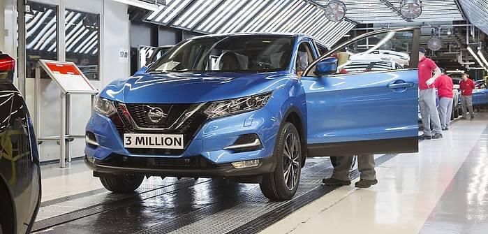Rekordowa sprzedaż Nissana