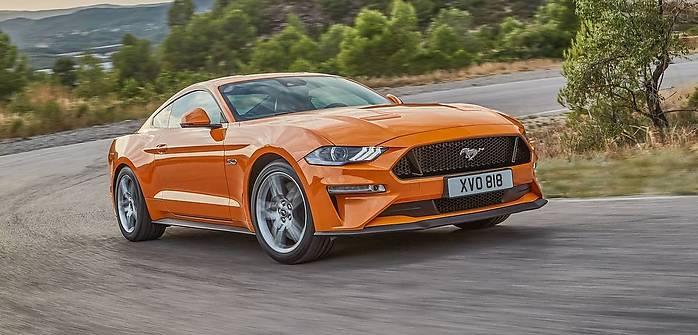 Mustang po liftingu już w Polsce