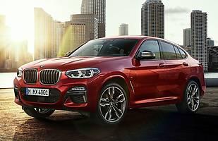 BMW X4 drugiej generacji