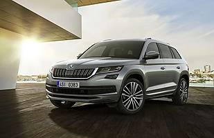 Skoda Kodiaq Laurin&Klement