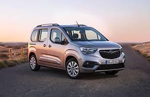 Opel Combo Life nowej generacji