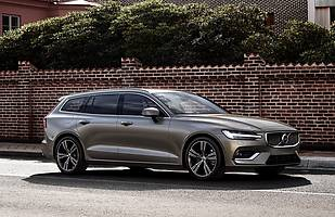 Nowe Volvo V60!