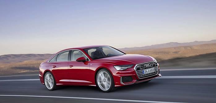 Audi A6 - galeria!