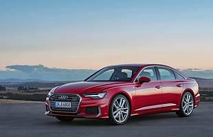 Nowe Audi A6