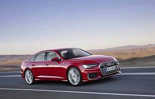 Nowe Audi A6 w szczegółach