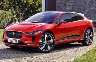 Jaguar I-PACE oficjalnie