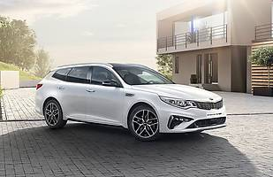Kia Optima po liftingu